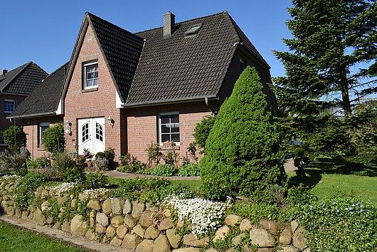 Exzellentes Einfamilienhaus in der Holländerstadt Friedrichstadt