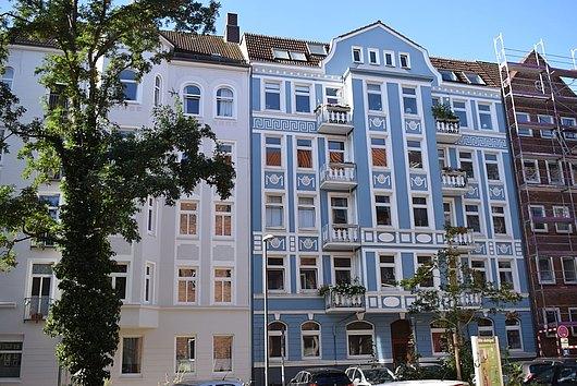 Vorzeige Zinshaus nahe Schrevenpark