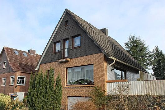Einfamilienhaus mit Vollkeller in Kiel-Kronsburg