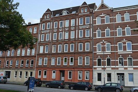 Charmante, zzt. vermietete 3-Zimmer-Altbauwohnung in Uninähe