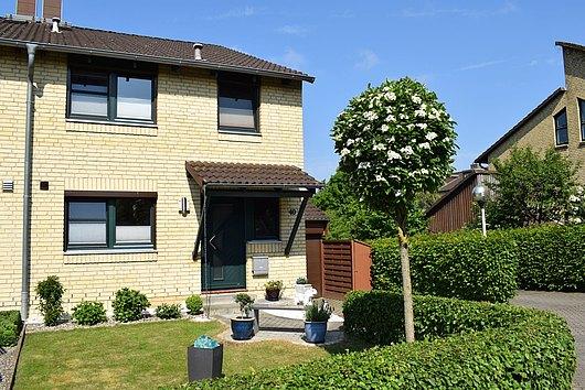 Doppelhaushälfte der Extra-Klasse in Elmschenhagen-Süd