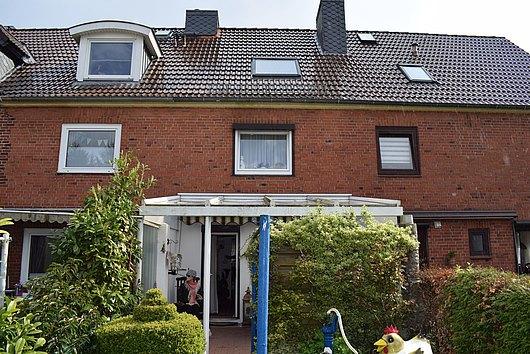 Gemütliches Reihenmittelhaus in 24146 Kiel-Elmschenhagen-Süd