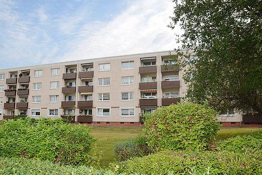 Ihr Mieter ist schon da - solide Eigentumswohnung in Suchsdorf