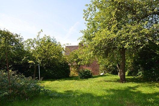 Platz für Ihre Ideen - Baugrundstück mit Altbestand in Elmschenhagen