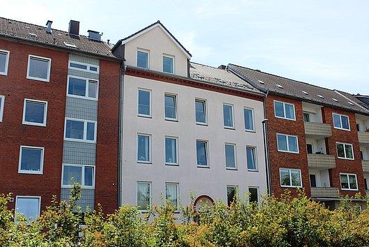 2-Zimmer-Citywohnung in Kiel-Zentrum