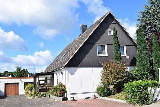 Wohngebäude im Ostseebad Laboe