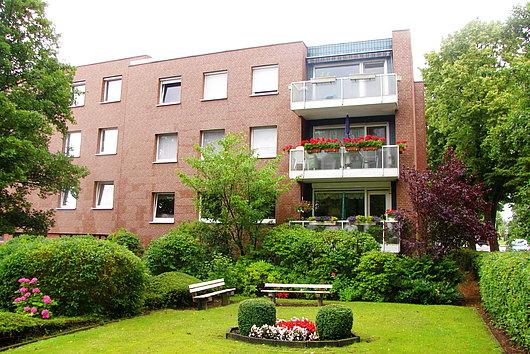 """Moderne 4-Zimmerwohnung in 24248 Mönkeberg auf der """"Wasserseite"""""""