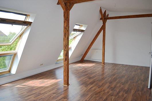 Loftartige Dachgeschosswohnung Nh. Belvedere/Universität