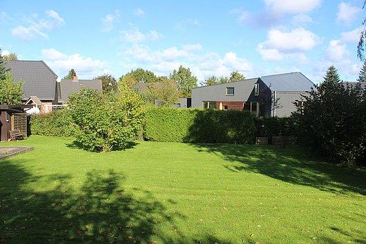 Bauplatz für ein Doppelhaus in der Gemeinde Molfsee