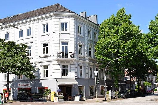 Stilvolle Altbauwohnung in der begehrten Heinrich-Hertz-Straße
