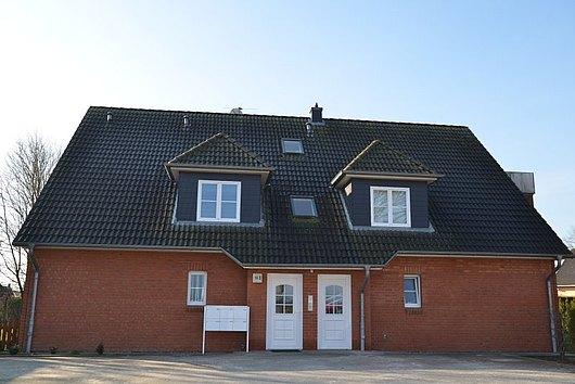 Nur noch Einziehen - Moderne Eigentumswohnung in Bredenbek