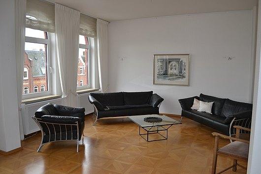 Lieber gleich die ganze Etage - elegante 5-Zimmer-ETW Nh. Blücherplatz