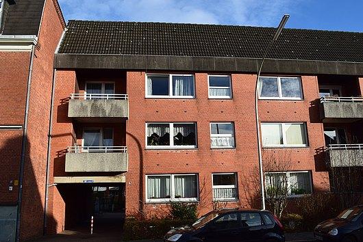 Vermietete 3-Zimmer-Eigentumswohnung im 1. OG in Rendsburg