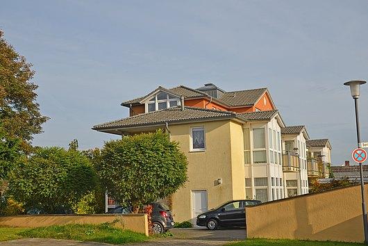 Modernes Mehrfamilienhaus mit acht Einheiten in zentraler, ruhiger Lage von Preetz