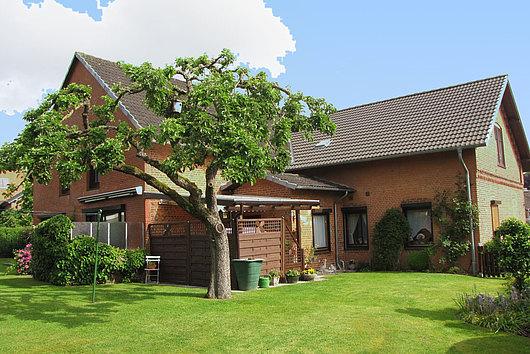 Historisches Bauernhaus mit zwei Wohneinheiten