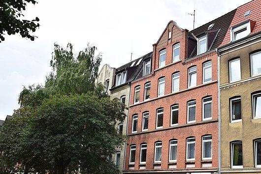 Vermietete 2-Zimmer-Eigentumswohnung in Top-Lage von Kiel am Südfriedhof