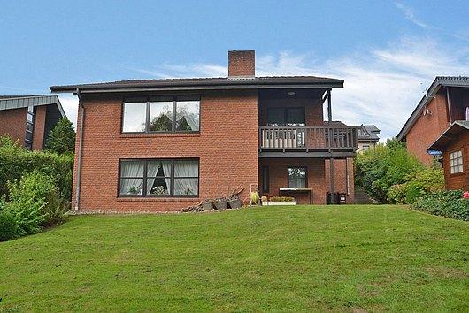 Gemütliches Einfamilienhaus mit herrlichem Ausblick in exklusiver Flintbeker Ortsrandlage