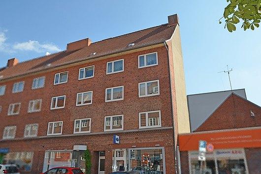 Wohn- und Geschäftshaus mitten im Zentrum von Kiel
