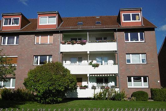 Gut geschnittene 3-Zimmer-Eigentumswohnung in Kiel-Hassee