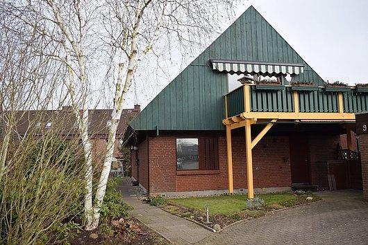 Großzügige Erdgeschosswohnung mit Garten und Garage in Preetz