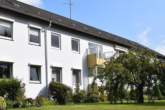 Gepflegte 3-Zimmer-Eigentumswohnung mit Balkon in Kiel-Wellsee