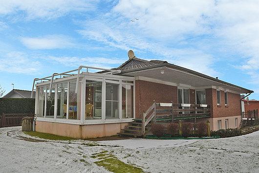 Ihr neues Zuhause in Klein Barkau - EFH mit Wintergarten und Einliegerwohnung
