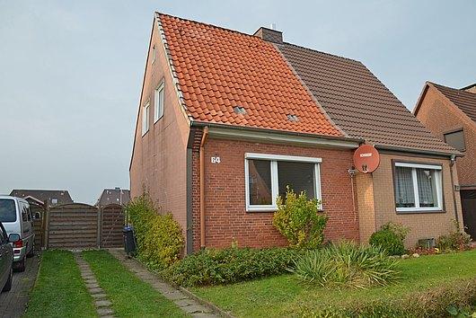 Rein ins Eigenheim - kl. Doppelhaushälfte für Handwerker in Wellingdorf