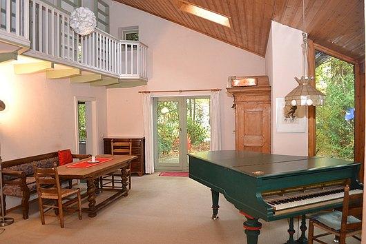 Architektenhaus mit innovativem Familienraumkonzept in Flintbek