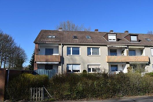 3 Zimmer-Eigentumswohnung mit Loggia in Neumünster