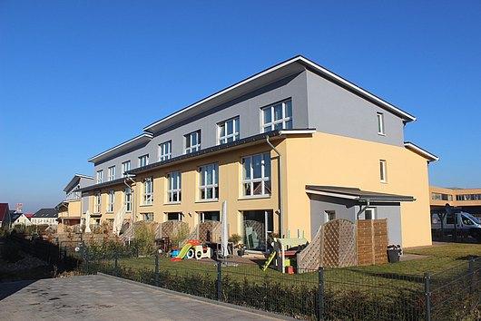 Reihenhaus in Kiel-Neumeimersdorf