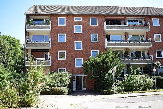 Perfekt für Jung & Alt - 3-Zimmer-ETW mit Balkon in ruhiger und zentrumsnaher Lage