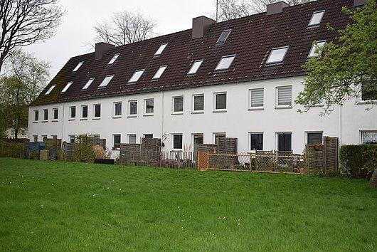 Bezugsfreie 2-Zimmer-Eigentumswohnung in Kiel-Wellingdorf im guten Zustand