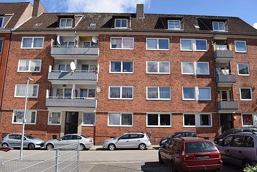 Solides Mehrfamilienhaus mit Entwicklungspotenzial und gutem Wohnungsmix