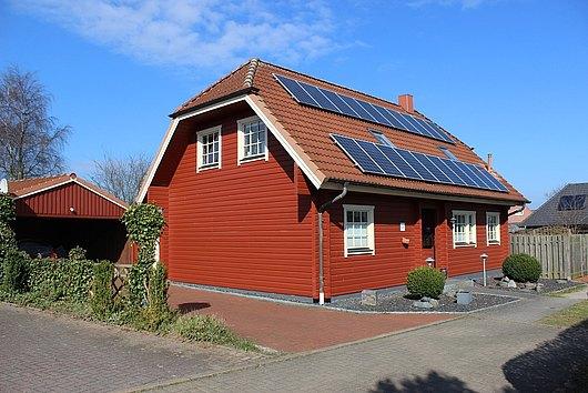 Einfamilienhaus in Munkwolstrup