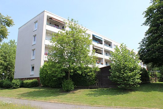 4-Zimmer-Eigentumswohnung in Kiel-Mettenhof