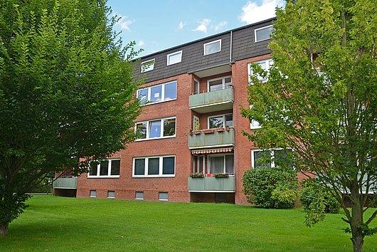 Ideale 3 Zimmer Eigentumswohnung mit Balkon in ruhiger Lage von Altenholz-Stift, 2. OG