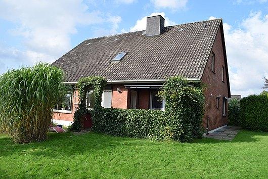 Einfamilienhaus in ruhiger Lage und mit großzügigem Raumkonzept in 24107 Ottendorf