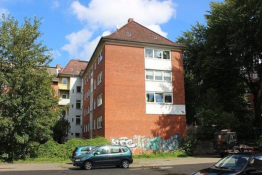 Zwei Mehrfamilienhäuser in Kiel-Gaarden