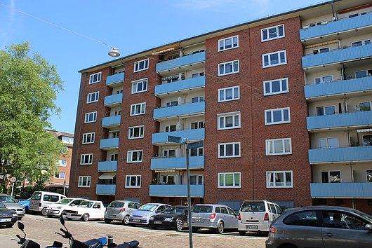 3-Zimmer-Eigentumswohnung mit gesuchten Eigenschaften im Kieler Stadtzentrum
