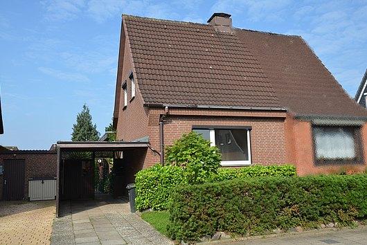 Ideal für Zwei - Gemütliche Doppelhaushälfte in Wellingdorf
