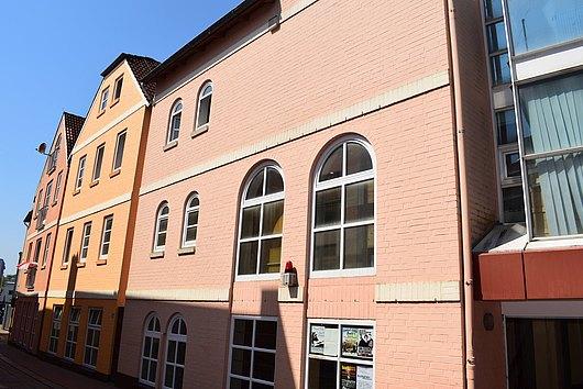 Vermietete Eigentumswohnung mitten in der Innenstadt von Rendsburg
