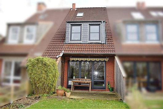 Lage, Lage, Lage... Rotklinker-Reihenmittelhaus - jung, modernisiert in unmittelbarer Uninähe