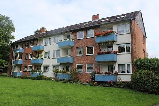 2-Zimmer-Eigentumswohnung im Top-Zustand in Kiel-Holtenau