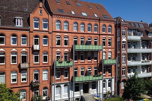 Ravensberg/Blücherplatz - sehr gepflegte 3-Zimmer-Eigentumswohnung