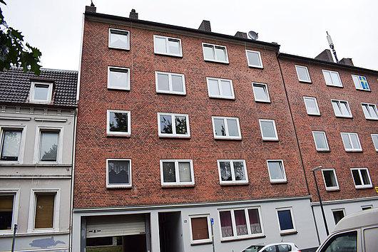 Geräumige und moderne 2-Zimmer-Wohnung in Kiel-Wik