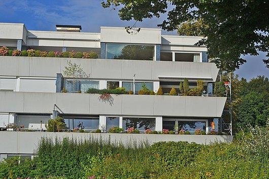 Fördeblick pur - gepflegte 4-Zimmer-ETW mit Balkon und Tiefgarage in Kiel-Düsternbrook