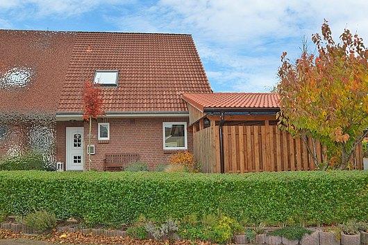 Jung und Zeitlos - Geräumige Doppelhaushälfte in der Schusterstadt Preetz