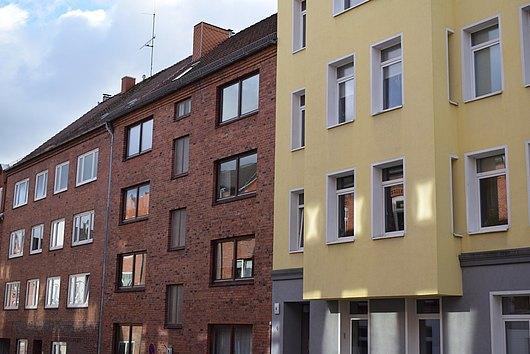 Schöne Atelierwohnung in Kiel-Hassee
