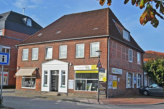 Kl. Wohn-/Geschäftshaus in bester City-Lage von Preetz