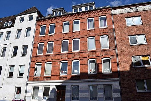 Gut Vermietete Eigentumswohnung in Kiel-Gaarden